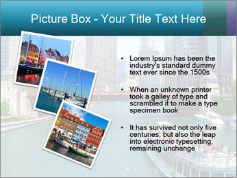 The Chicago River PowerPoint Templates - Slide 17