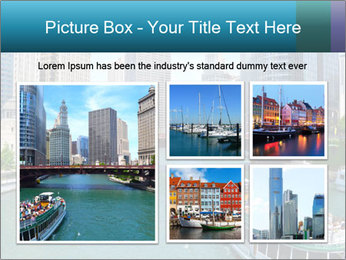 The Chicago River PowerPoint Templates - Slide 19