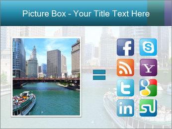 The Chicago River PowerPoint Templates - Slide 21