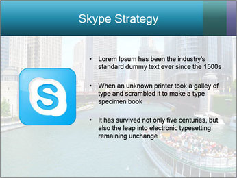 The Chicago River PowerPoint Templates - Slide 8