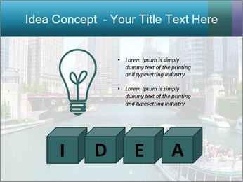 The Chicago River PowerPoint Templates - Slide 80