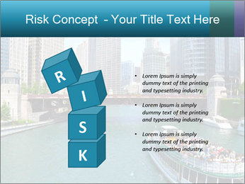 The Chicago River PowerPoint Templates - Slide 81