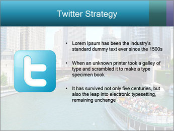 The Chicago River PowerPoint Templates - Slide 9