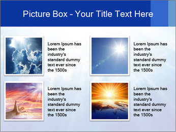 Peaceful PowerPoint Template - Slide 14