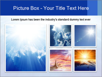Peaceful PowerPoint Template - Slide 19