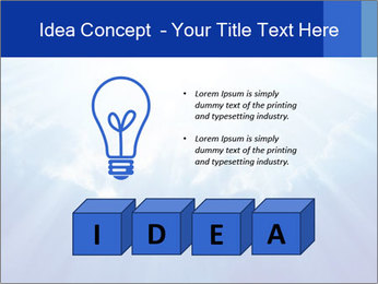 Peaceful PowerPoint Templates - Slide 80
