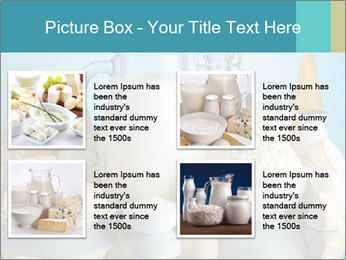 Dairy products PowerPoint Templates - Slide 14