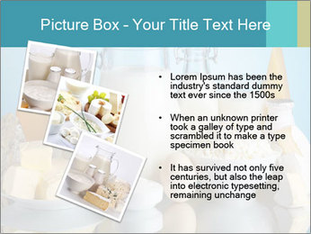 Dairy products PowerPoint Templates - Slide 17