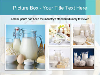 Dairy products PowerPoint Templates - Slide 19