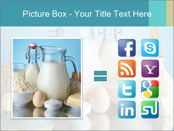 Dairy products PowerPoint Templates - Slide 21