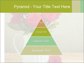 Rose flower bouquet PowerPoint Template - Slide 30