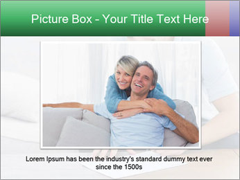 Man writing on a paper PowerPoint Templates - Slide 16