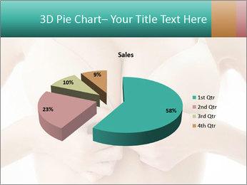 Wearing bra PowerPoint Templates - Slide 35