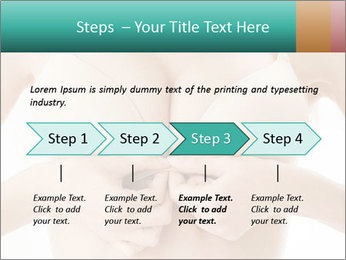 Wearing bra PowerPoint Templates - Slide 4