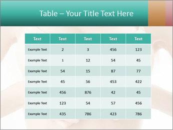 Wearing bra PowerPoint Templates - Slide 55