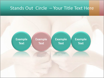 Wearing bra PowerPoint Templates - Slide 76