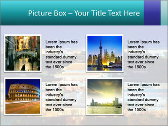 Beijing Forbidden City PowerPoint Template - Slide 14