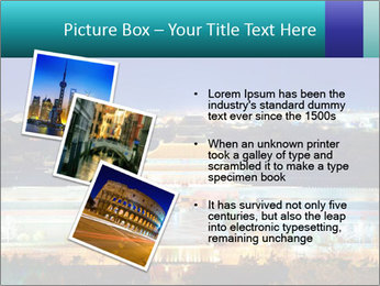 Beijing Forbidden City PowerPoint Template - Slide 17