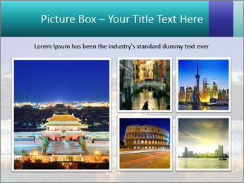 Beijing Forbidden City PowerPoint Template - Slide 19