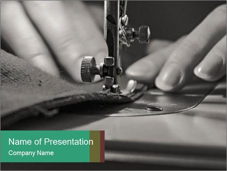 Women's hands PowerPoint Templates