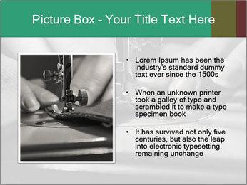 Women's hands PowerPoint Templates - Slide 13