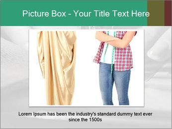 Women's hands PowerPoint Templates - Slide 16