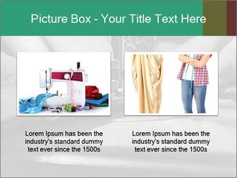 Women's hands PowerPoint Templates - Slide 18