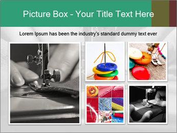 Women's hands PowerPoint Templates - Slide 19