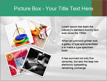 Women's hands PowerPoint Templates - Slide 23
