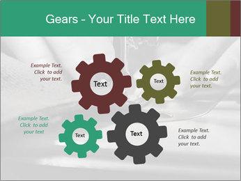 Women's hands PowerPoint Templates - Slide 47
