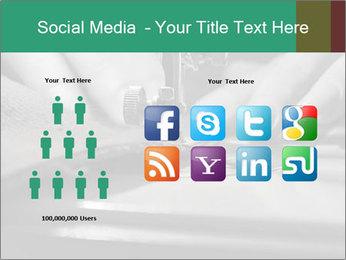 Women's hands PowerPoint Templates - Slide 5
