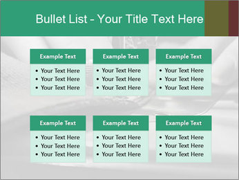 Women's hands PowerPoint Templates - Slide 56