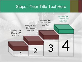 Women's hands PowerPoint Templates - Slide 64