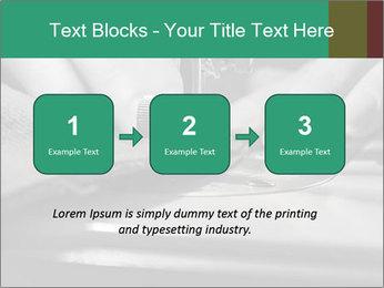 Women's hands PowerPoint Templates - Slide 71
