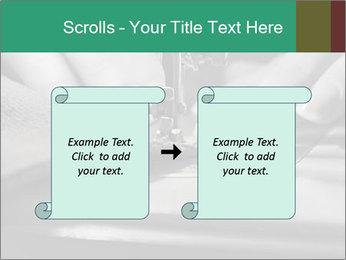 Women's hands PowerPoint Templates - Slide 74