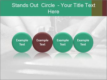 Women's hands PowerPoint Templates - Slide 76