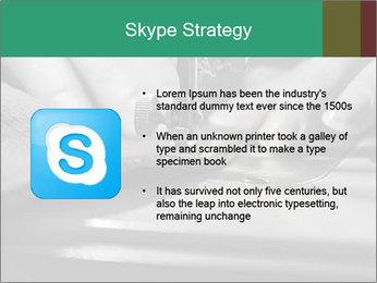 Women's hands PowerPoint Templates - Slide 8