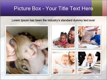 Young Christian woman PowerPoint Template - Slide 19