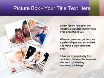 Young Christian woman PowerPoint Template - Slide 23