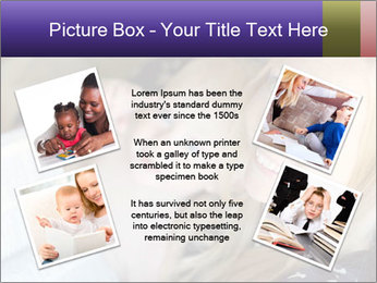 Young Christian woman PowerPoint Template - Slide 24