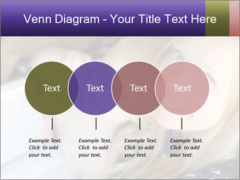 Young Christian woman PowerPoint Template - Slide 32
