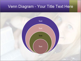 Young Christian woman PowerPoint Template - Slide 34