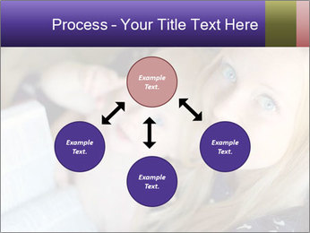 Young Christian woman PowerPoint Template - Slide 91