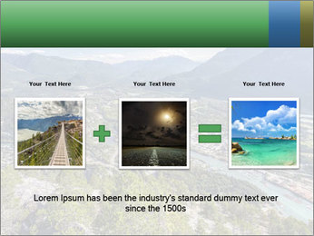 Squeamish town PowerPoint Templates - Slide 22