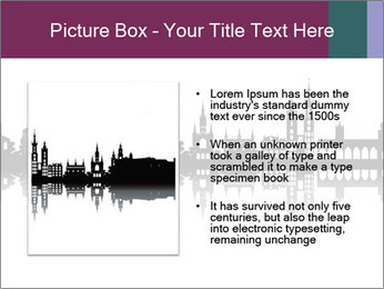 Krakow skyline PowerPoint Template - Slide 13