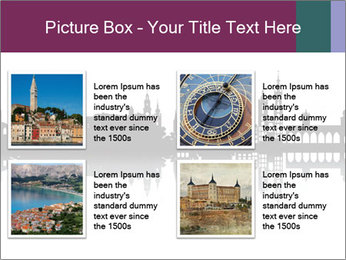 Krakow skyline PowerPoint Template - Slide 14