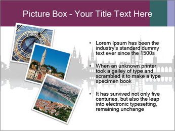 Krakow skyline PowerPoint Template - Slide 17