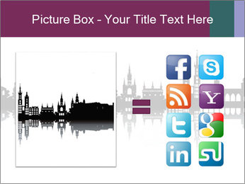 Krakow skyline PowerPoint Template - Slide 21