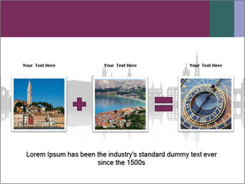 Krakow skyline PowerPoint Template - Slide 22