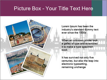 Krakow skyline PowerPoint Template - Slide 23